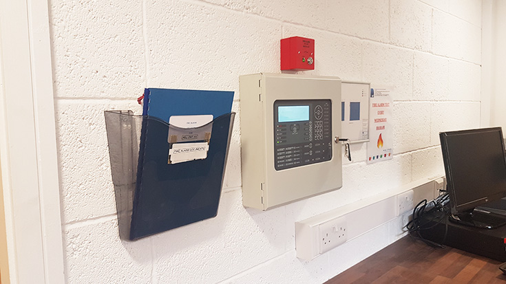 Alliance Fluid Handling Complete Fire Alarm Installation